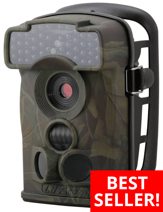 Ltl Acorn Ltl5310a 5 12mp Wildlife Camera With No Glow Leds